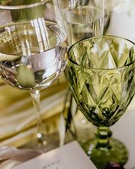 Glassware Rental Kansas City Wedding Wichita