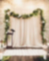 Wedding Backdrop Rental Oklahoma Kansas.