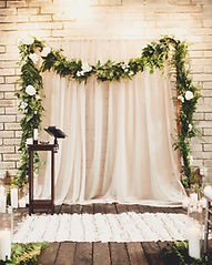 Wedding Backdrop Rental Oklahoma Kansas.