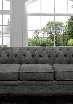 Ash Chesterfield Sofa
