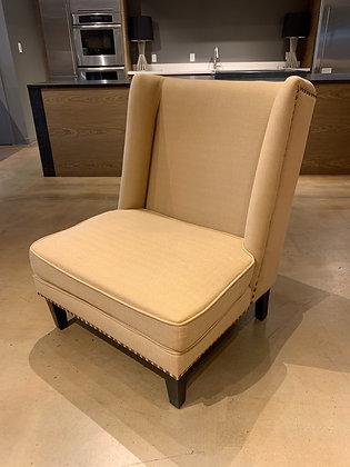 Monroe Beige Side Chair