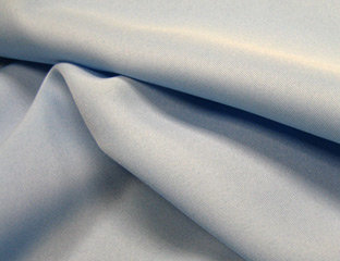 Baby Blue Polyester
