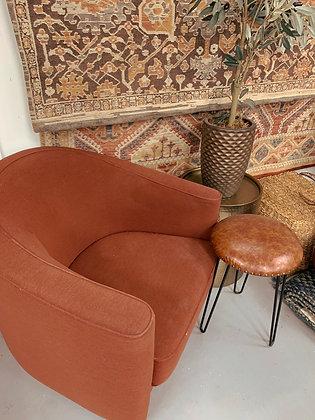 Rusty Club Chair