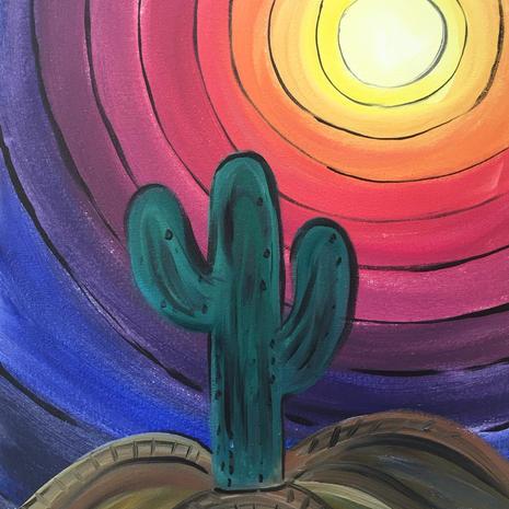 Cactus Sun