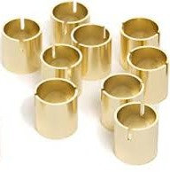 Gold Table Number Holders
