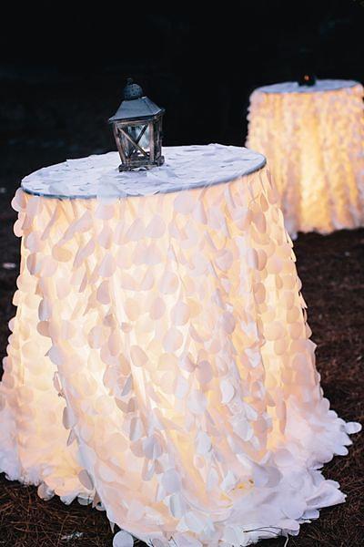 Merveilleux Under Table Lights