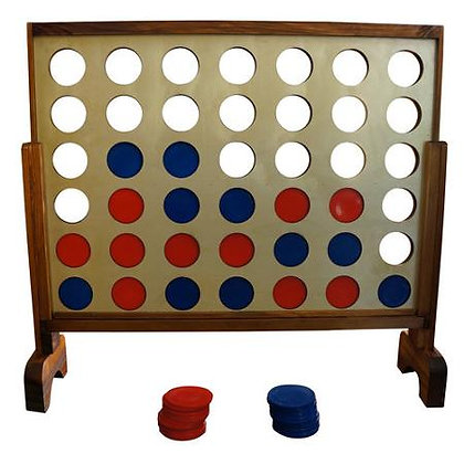 Yard Connect 4