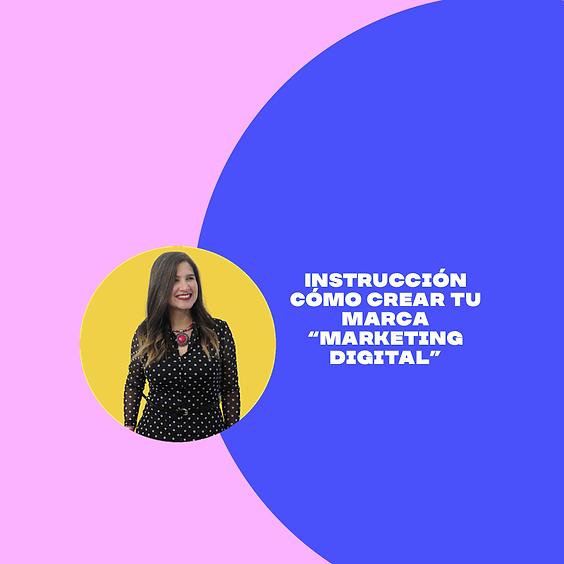 """Gratis. Introducción al curso: Cómo crear tu marca personal en el """"Marketing Digital"""""""