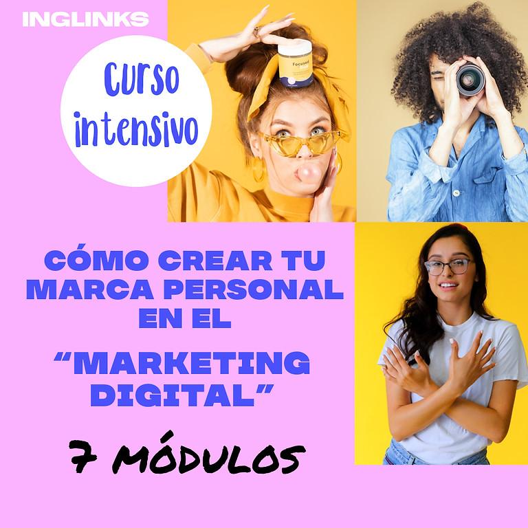 """Cómo crear tu marca personal en el  """"Marketing Digital"""""""