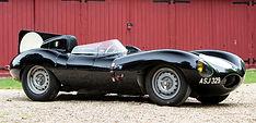 1956/1980s Jaguar D-Type Sports-Racing Two-Seater