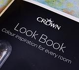 Crown paint looks