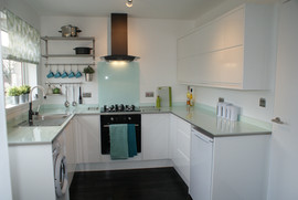 A kitchen that sells itself