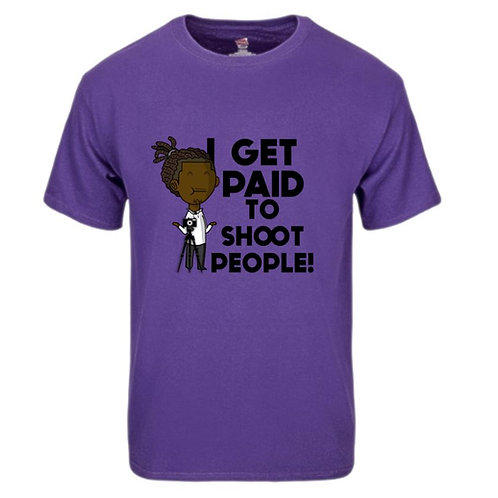 License to Shoot (Tee)