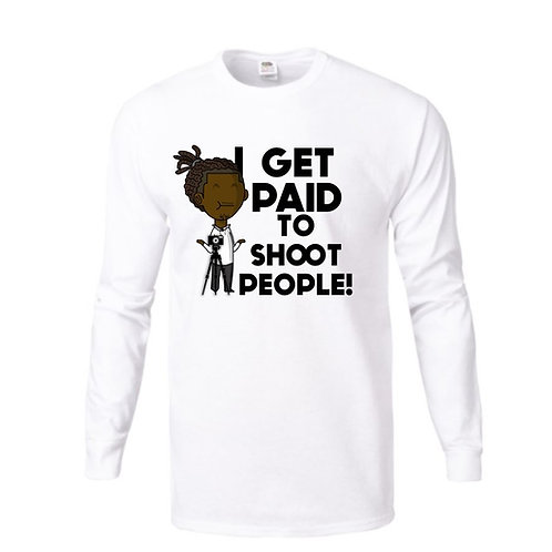License to Shoot (Long Sleeve)