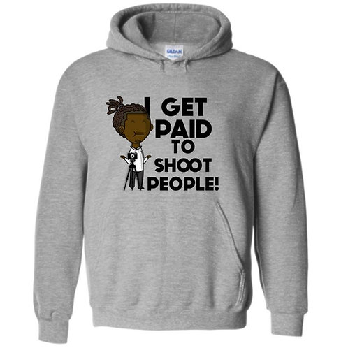License to Shoot (Hoodie)
