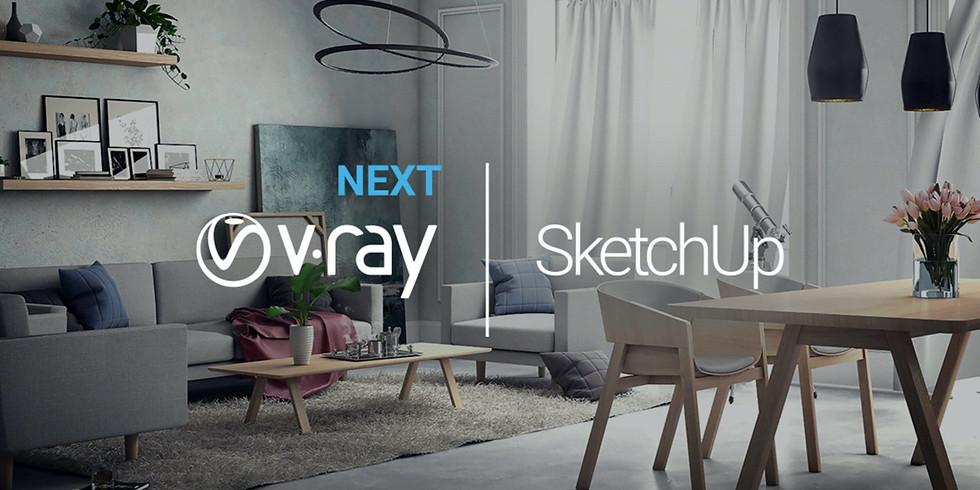 Webinar on V-Ray For Sketchup