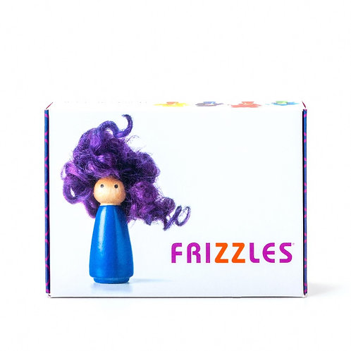 Box of 4 Frizzles from The Frizzle Factory