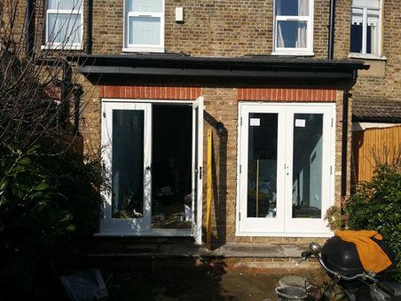 Rear Extension Regina Terrace W13 , Ealing , London