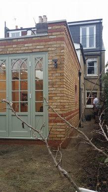 Rear Extension Hanwell W7 ,Studley Grange Raod