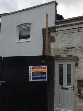 Rear extension Robertson Street SW8 ,Battersea ,London