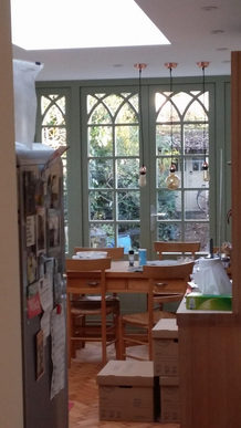 Kitchen Extension Hanwell W7 ,Studley Grange Road