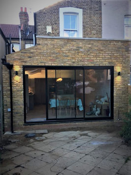 Rear Extension,Side return extension St Kilda Road W13 , Ealing , London