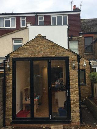 Rear Extension Studley Grange Road W7 ,Hanwell ,London