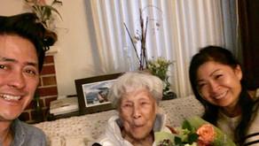 88歳おめでとうございます㊗️