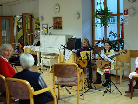 Charity-Konzert im Haus St. Klemens