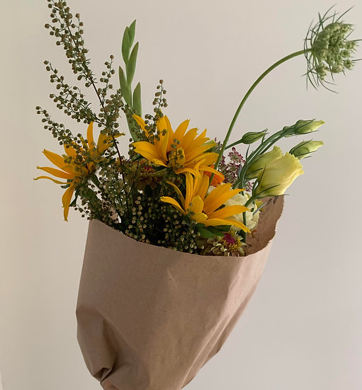 4 week Seasonal Floral Subscription