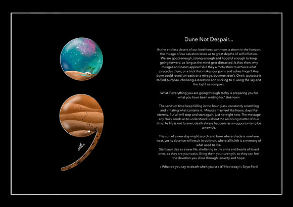 Dune, Not Despair
