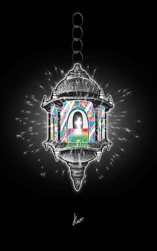 Psy Lantern - Silent Urn