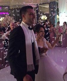 Zaffa Wedding Entrance