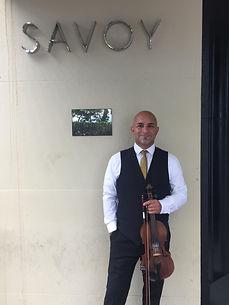 wedding violinit