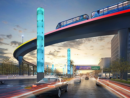 Los Angeles City Council Approves LAX Automated People Mover P3 Contract