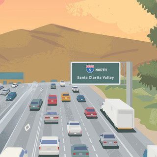 I-5 HOV/Truck Lanes Project from SR-14 to Parker Road