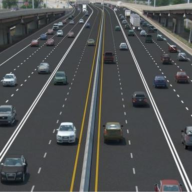 IDOT I-55 Managed Lanes P3 Risk Analysis