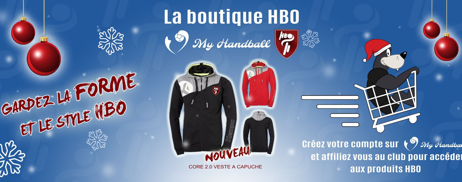 Boutique HBO Noël