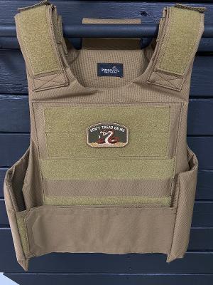 Lancer Tactical Level IIIA Ballistic Vest