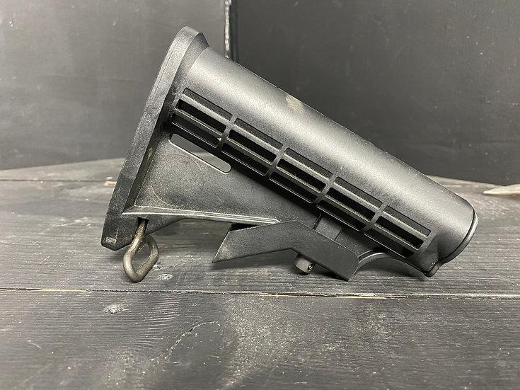Mil-Spec AR-15 Adjustable Stock