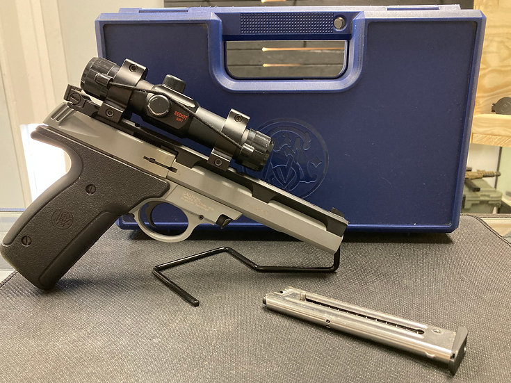 Smith & Wesson Model 22S