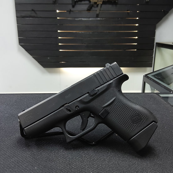 Glock 43 9mm Pistol