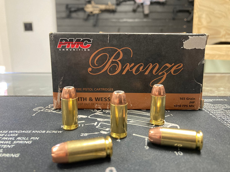 PMC Bronze .40 S&W Hollow Point