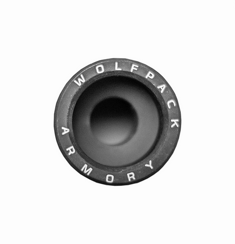 Wolfpack Armory Reversible Flash Compensator