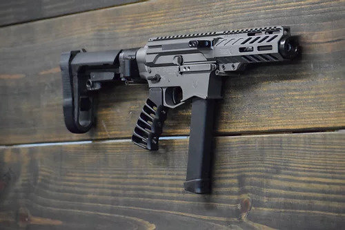 Wolfpack Armory WP9 Elite Compact Pistol