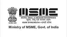 Ministry of MSME, Govt. of India logo