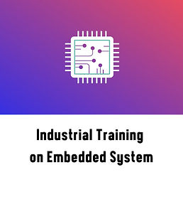 Industrial Training on Embedded System logo