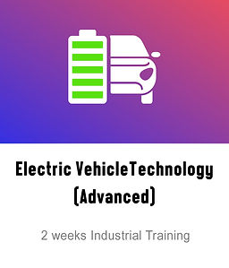 Electric Vehicles Technology Advanced Course logo