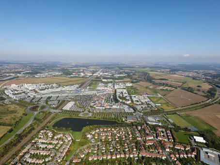 Rencontre professionnelle le 10 octobre avec Real Estate Development by EuroDisney