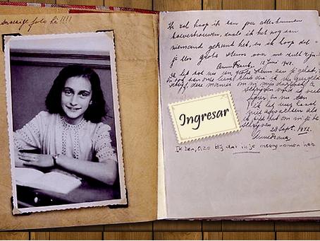 De Ana Frank a las Redes Sociales…